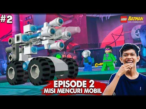 LEGO BATMAN (VILLAINS) - EPISODE 2 - Lego Batman The Video Game  