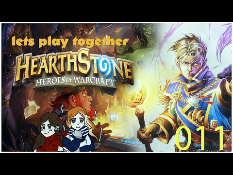 ➤Lets Play Together: Hearthstone #011 Na da brat mir doch einer einen Hund