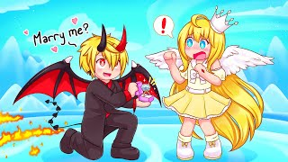 I Got Engaged To The Demon Prince in Gacha Life...