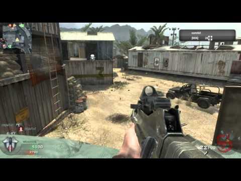 Call of Duty: Black Ops HD Multiplayer - Firing Range Team Deathmatch