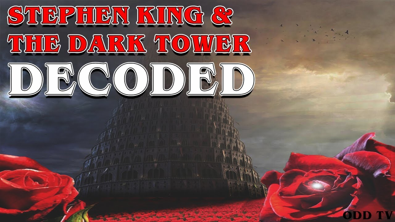 Stephen King & The Dark Tower Decoded | Feat. Rosette Delacroix ▶️️