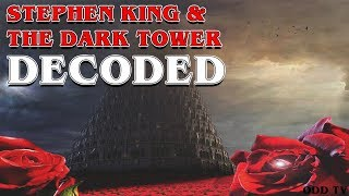Stephen King & The Dark Tower Decoded | Feat. Rosette Delacroix ▶️️ Top 10 Video