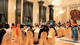 dowty ebi bianca odumegwu ojukwu nigerian embassy madrid swearing in dinner