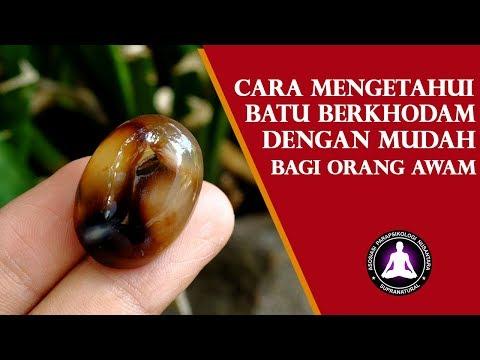 Cara Mengetahui Batu Berkhodam Dengan Mudah [Untuk Orang Awam]