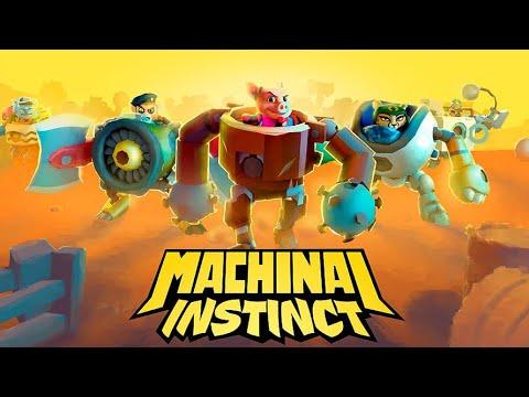 Machinal Instinct - TRAILER
