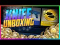Cs Go Case Opening - Another Knife I Can Knife Shame! (cs Go Knife Unboxing Reaction!) video