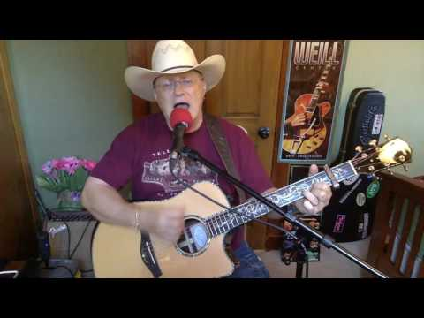 2079 -  Only In America -  Brooks & Dunn vocal & acoustic guitar cover & chords