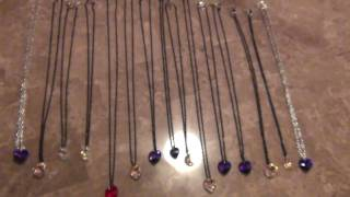 A Day in the Craft Room: Swarovski Crystal Jewelry Thumbnail