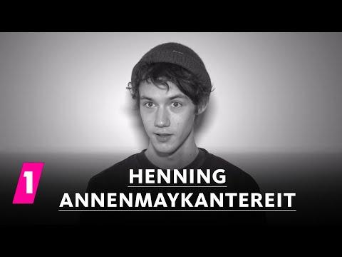 Henning von AnnenMayKantereit im 1LIVE...