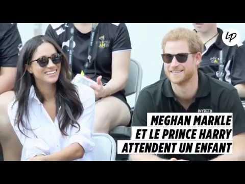 Meghan Markle et le prince Harry attendent un enfant
