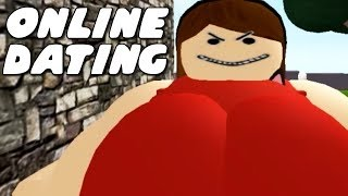 Roblox Trolling - ODers - Disguise as a girl :)