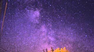 Droga Mleczna nad lasem 01 08 2013
