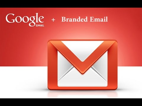 How to Integrate a Branded Email with Gmail in Urdu/Hindi