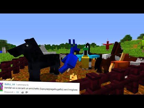 UN AMICHETTO PELOSO - Minecraft ITA - KendyCraft #13