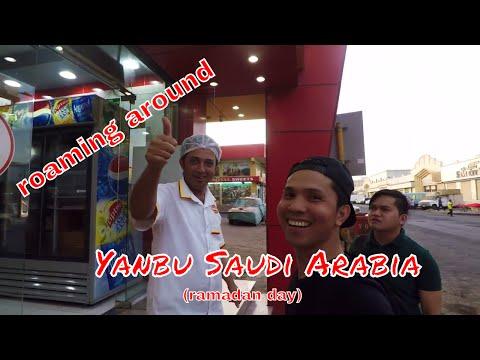 ROAMING AROUND in the SMALL CITY -Yanbu, Saudi Arabia المملكة العربية السعودية