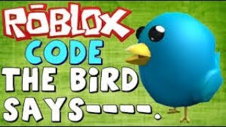 Roblox Free Bird (100% REAL)