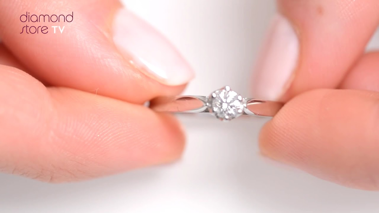 Big Diamond Engagement Ring Pictures