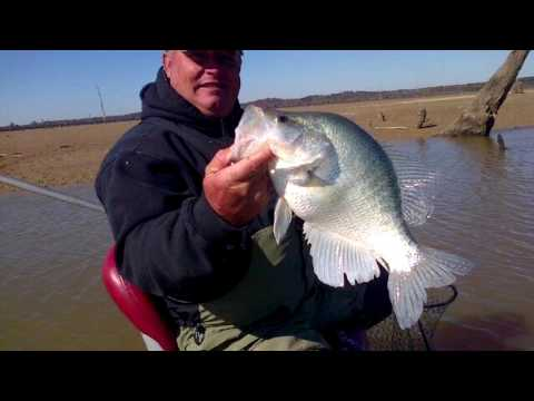 My Mississippi Home - Fishing for Crappie on Grenada Lake with John Harrison