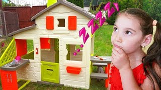 Anna play with funny toys Kids pretend by Anna Kids