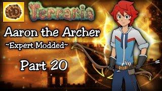Terraria 1.3.4 Expert Modded Archer Let
