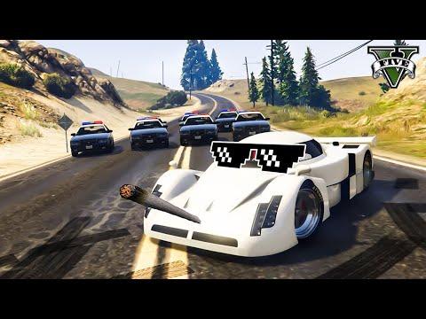GTA 5 Thug Life   Баги, Приколы, Фейлы, Трюки, Эпичные Моменты #123