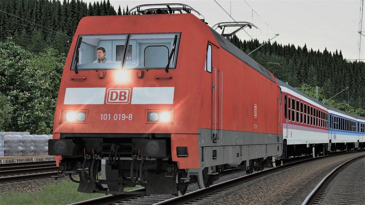 train simulator 2018 ir konstanz german 2k. Black Bedroom Furniture Sets. Home Design Ideas