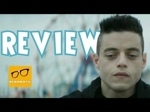 Download Youtube: Mr. Robot Season 3 Episode 8 Review