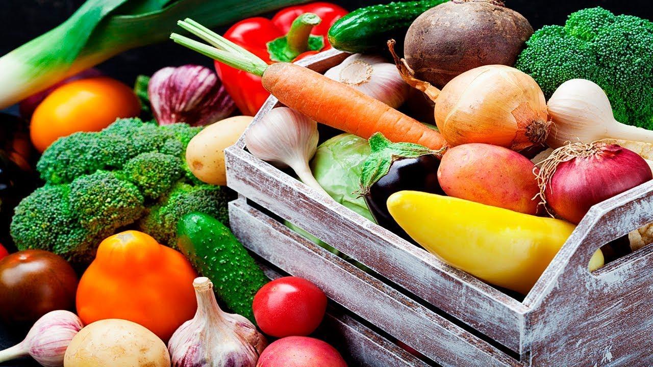 Вкусные блюда из овощей рецепты