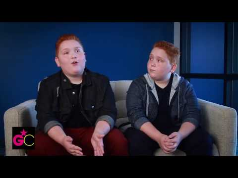 Benjamin and Matthew Royer Discuss Cyberbullying & #CHOOSEKINDNESS