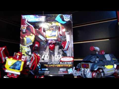 Toy Fair 2013 Transformers Generations