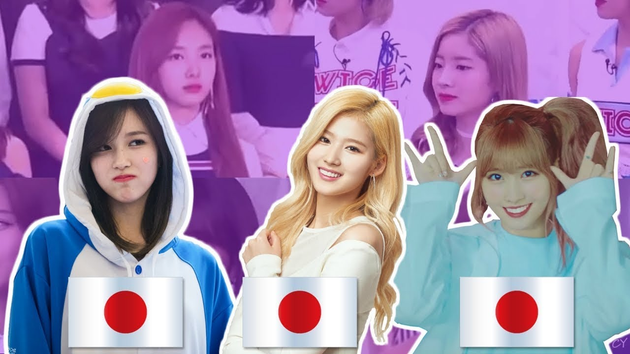 Download Twice when Momo, Sana & Mina Speaking Japanese