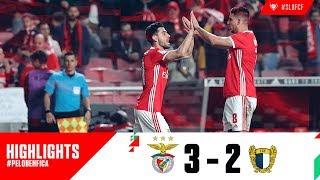 Highlights: Sl Benfica 3-2 Fc Famalicão