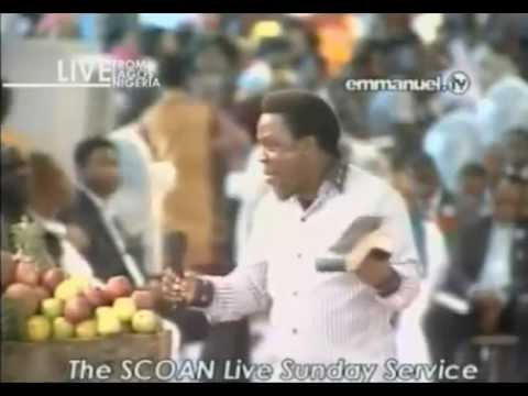 Reset Your Belief by TB Joshua