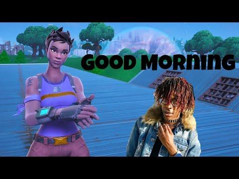 A Fortnite Montage - (Mak Sauce) Good Morning