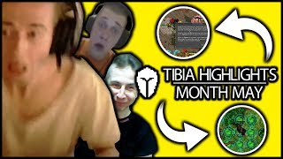 Tibia Highlights | Month May ᴴᴰ