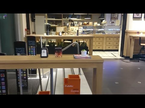 Sony Xperia Z1 Compact indoor video sample (1080p 29fps)