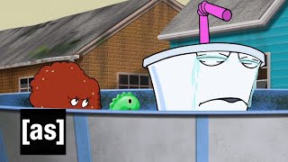 Master Shake Achieves Sex | Aqua Teen Hunger Force Forever | Adult Swim