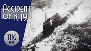 Reactor accident on Soviet Submarine K-19.