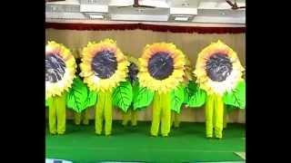 Flower dance 2012 - st.xavier