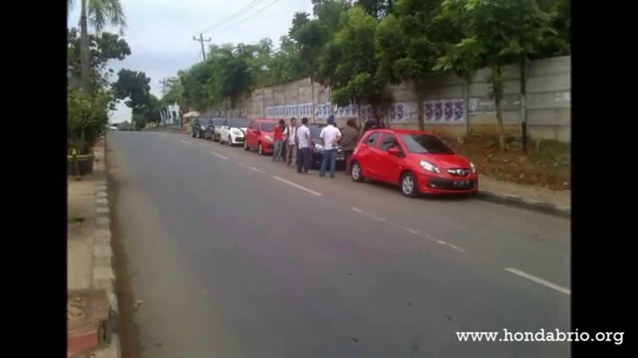 Kopdar Honda Brio Community HBC Lampung