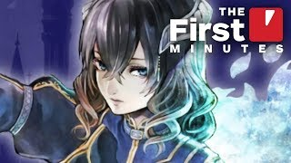 The First 10 Minutes of Bloodstained: Curse of the Moon