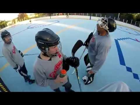6-23-16 Amelia Park Dek Hockey Session 1 Game 10 Firebirds Vs Springfield Chiefs