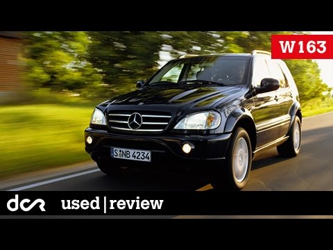 Buying a used Mercedes M-class W163 - 1997-2005, Common Issues, Buying advice / guide