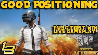 POSITIONING IS EVERYTHING! (PU Battlegrounds Gameplay) Win #1