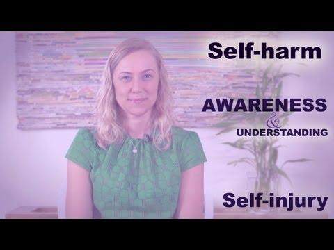 Self-Harm! Kati Morton — Mental Health Videos   Kati Morton