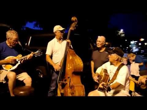 The Voice ~ THE OCOEE PARKING LOT BLUEGRASS JAM