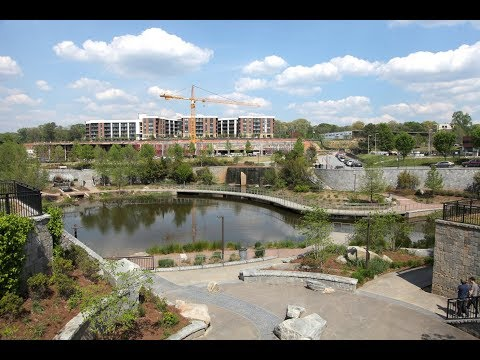 City Parks: America's New Infrastructure - Resilience