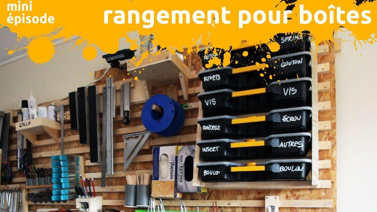 Boite De Rangement Visserie Domaine Oriel