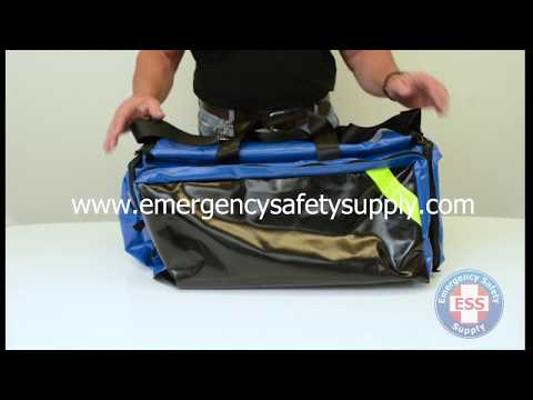 Impervious Oxygen Trauma Bag Product Demonstration