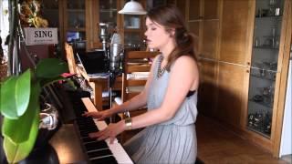 Here I am to Worship Cover Rebekka Mester